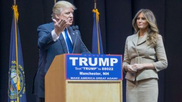 donald-and-melania